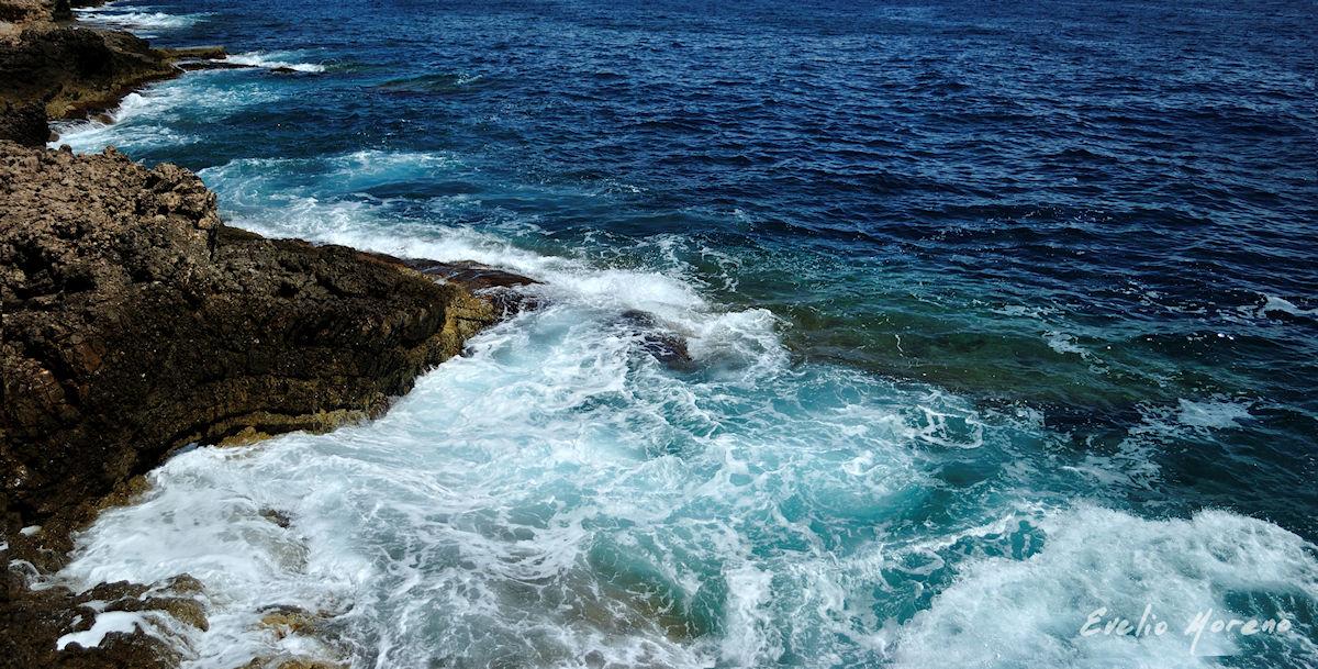 mar en Antibes